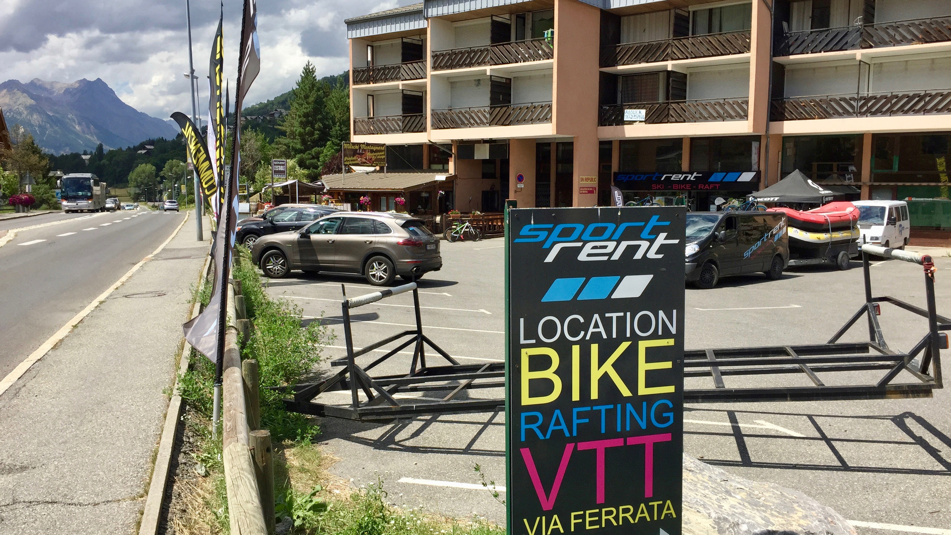 SPORTRENT Bike VTT