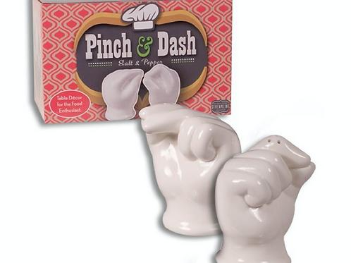 PINCH & DASH Salt & Pepper