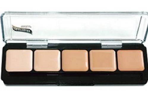 Warm #1 HD Glamour Creme Palette
