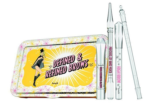 BENEFIT DEFINED & REFINED BROWS