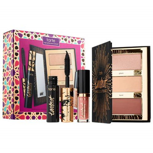 TARTE NATURAL ARTISTRY FAVE COLOUR COLLECTION TRAVEL SET