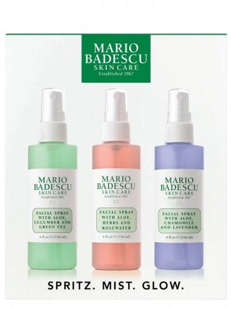 MARIO BADESCU SPRITZ, MIST & GLOW SET