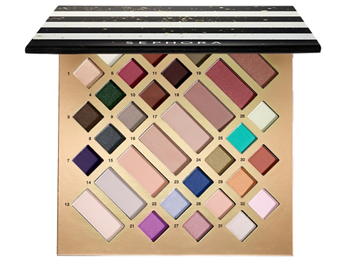 SEPHORA MORE THAN MEETS THE EYE PALETTE
