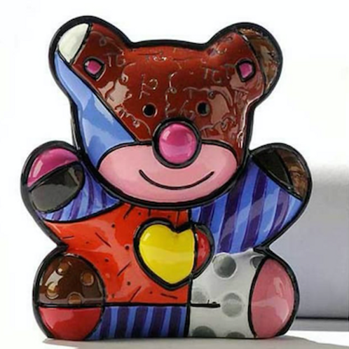 MINI POLYRESIN LOVE BEAR DESIGN