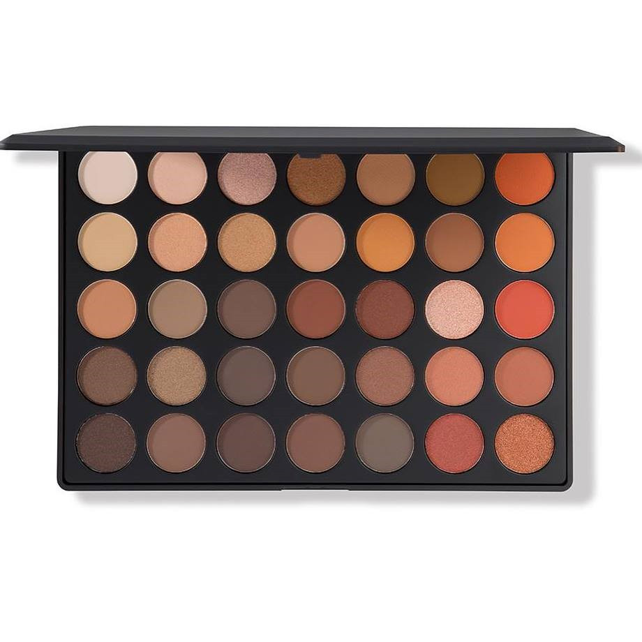 MORPHE 35 COLOR NATURE GLOW PALETTE 350.