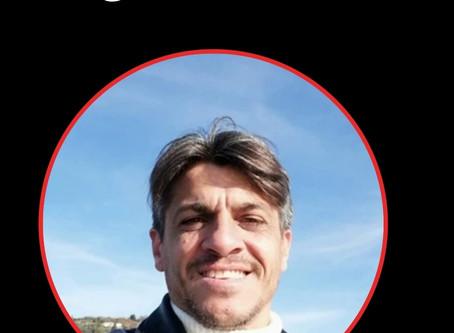 Luigi Pisani entra a far parte del  nostro staff!