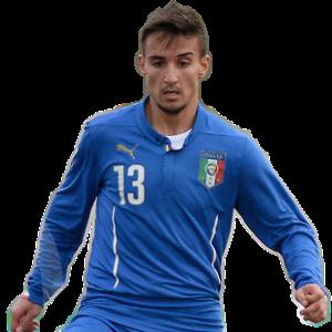 Andrea Capristo entra a far parte del nostro parco calciatori fino al 2022!