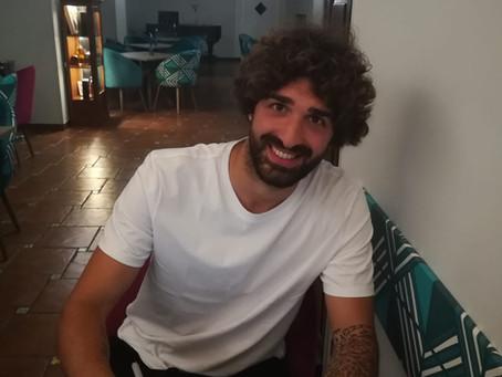 Benvenuto a bordo: Davide Mansi!