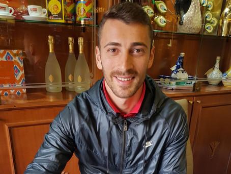 Giuseppe Trezza entra a far parte del nostro parco calciatori fino al 2022.