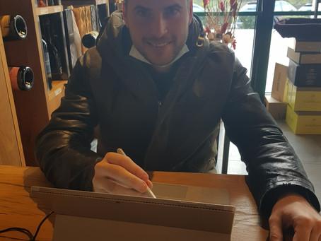 Alessandro Rossi entra a far parte del nostro parco calciatori fino al 2023