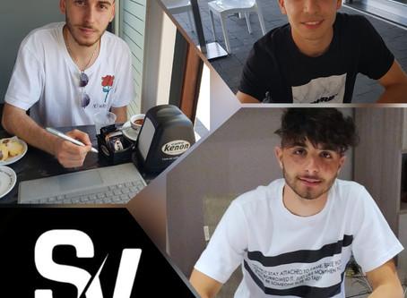 Benvenuti a bordo: Aniello Nappo, Tommaso De Cicco e Gabriele My