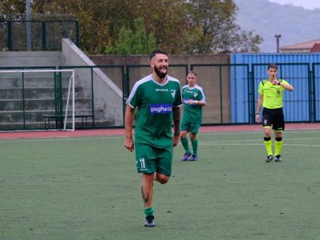 Mario Merola raggiunge i 15 gol in campionato!