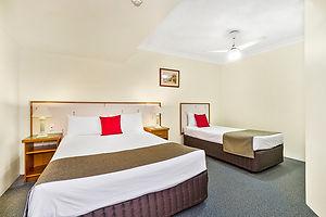 FamilyRoom Comfort Inn Tweed Heads
