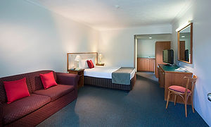 Queen Room in Comfort Inn Tweed Heads