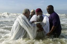 Ocean Baptism, Far Rockaway, Queens, NY