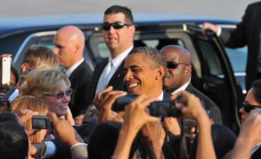 Barack Obama, Rockstar