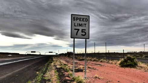 Speed Limit 75