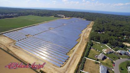New Solar Farm, Shoreham, NY