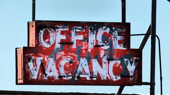 Office Vacancy - Santa Rosa, NM