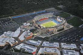 Gillette Stadium, Foxboro, MA