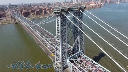 Williamsburg Bridge Inspection, Brooklyn