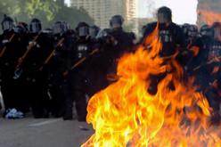FTAA Riot in Miami