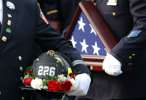 Funeral for Brian McAleese, Engine226