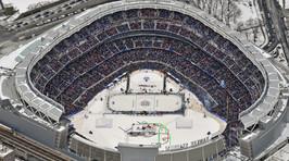 2014 Winter Classic, Yankee Stadium