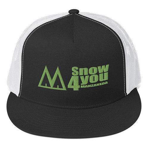 Gorra rejilla Snow4you