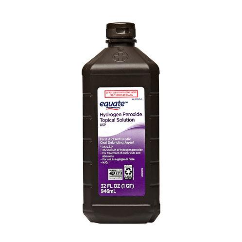 Hm Hydrogen Peroxide 3% Soln