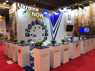 UKRAINE NOW. Ukraine had participated in one of the largest tourist exhibitions of the world world t