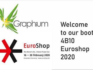 GRAPHIUM WILL EXHIBIT on EUROSHOP 2020
