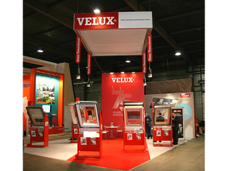VELUX, a large international company, this year is celebrating its 75th anniversary, giving various