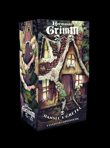 Hermanos Grimm 2 hansel y gretel