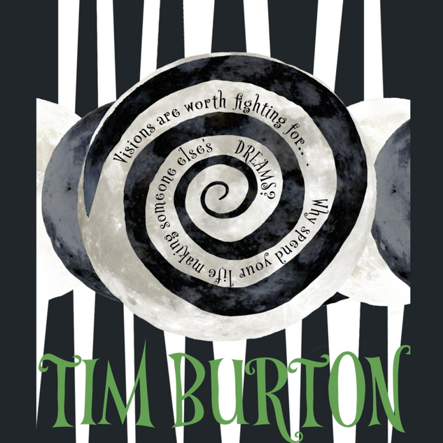 Tim Burton Inspired Animation Short
