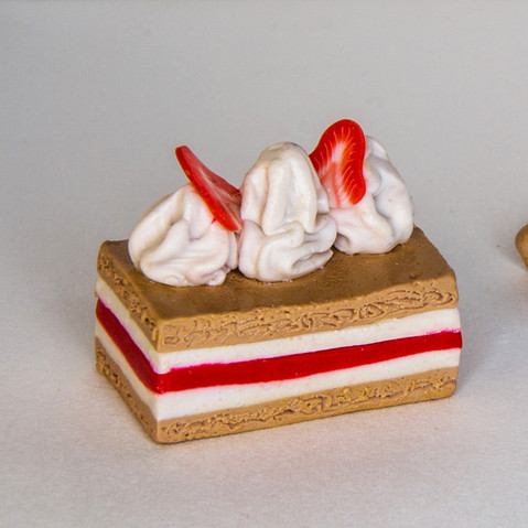 Strawberry Shortcake and Tart