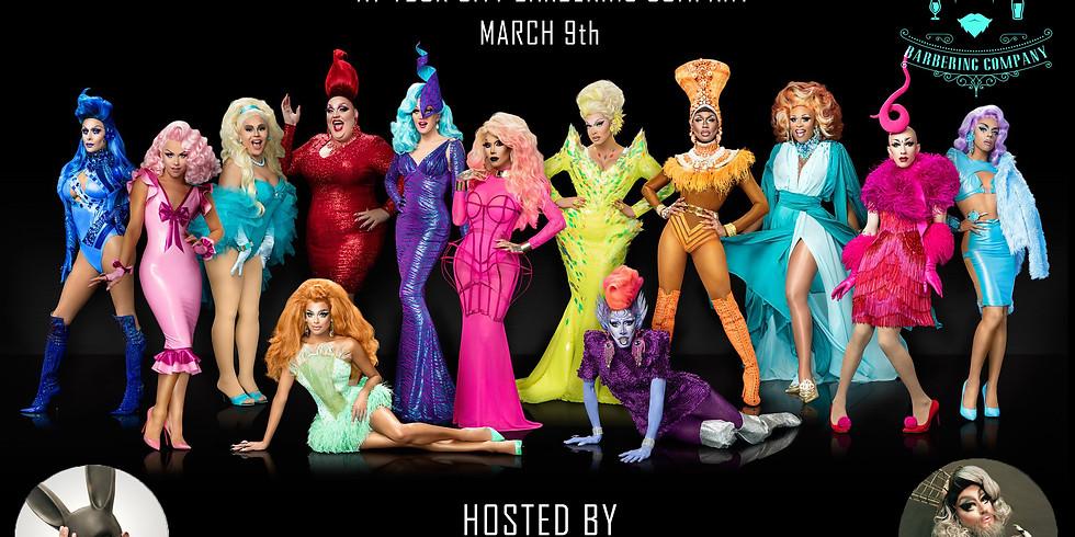 RuPaul's Drag Race Season 9 Premiere Party