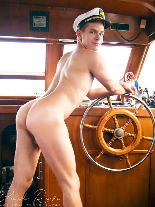 Naughty and Nautical with Ross