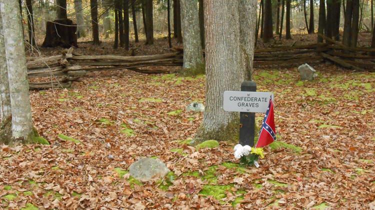 Droop Mountain Confederate Cemetery.JPG