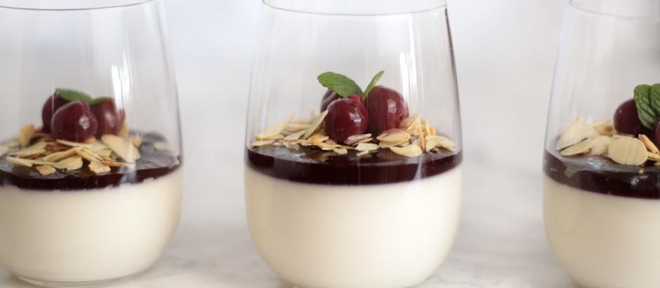 Mljac desert u čaši!