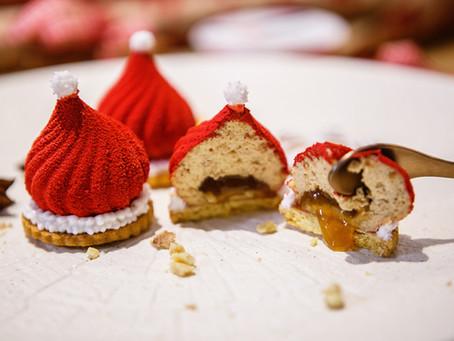 Baršunasti Londoner kao prava božićna čarolija