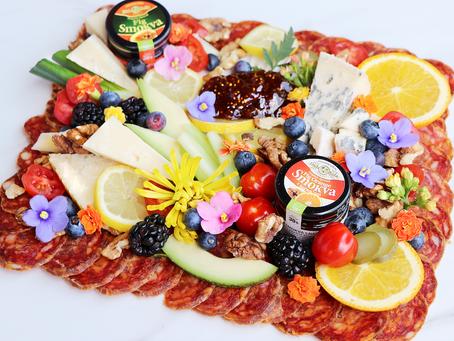 Idealne snack kombinacije za dugo očekivana večernja druženja uz čašu vina