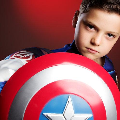 Superhero Themed photoshoot in Bristol