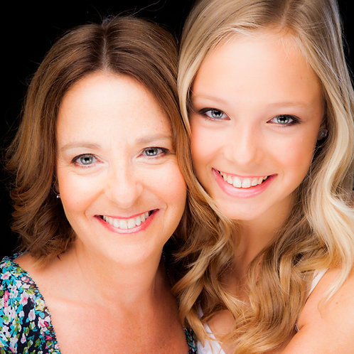 Mother & Daughter Makeover in Bath
