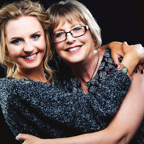 Mother & Daughter Makeover