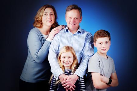 Family portrait photography in Bristol, UK
