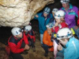 Höhlenführung im Nationalpark Kalkalpen, Bild: TVB Pyhrn-Priel