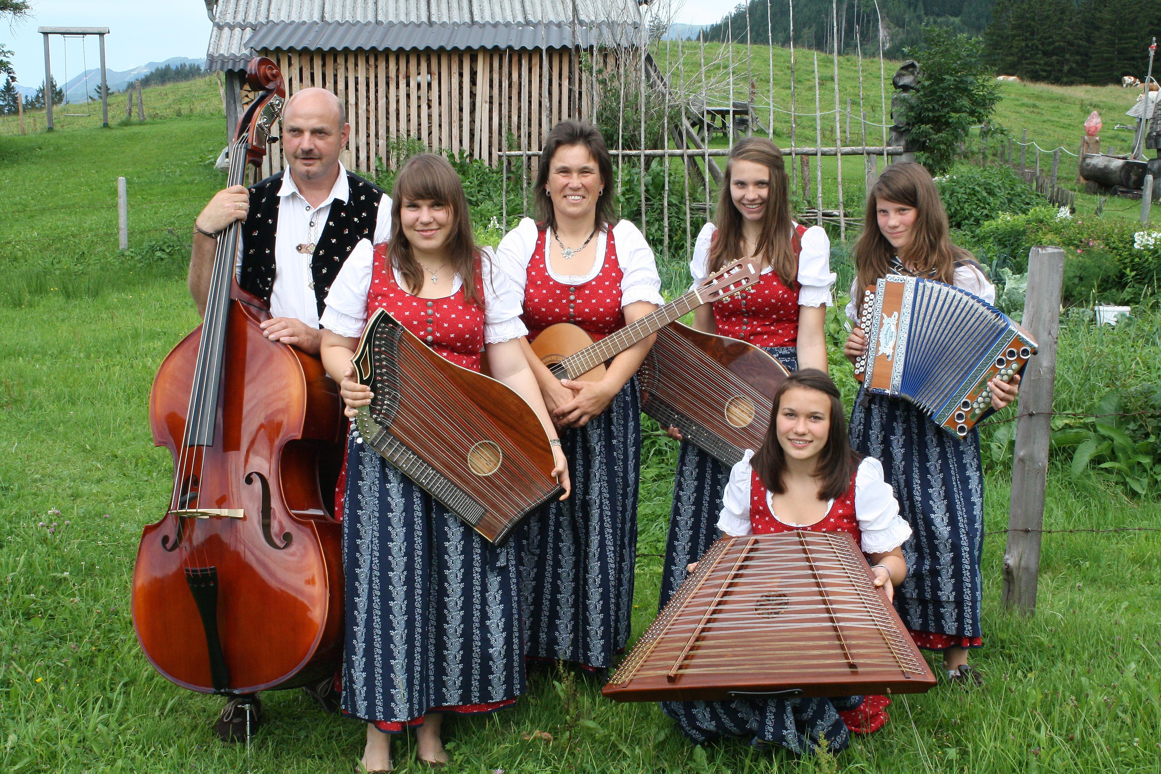 Musikalischer Almsommer 2012