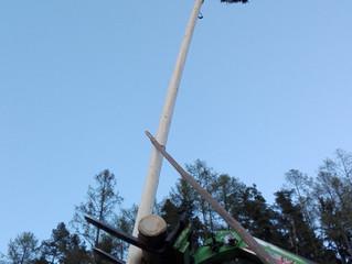 Brauchtum in der Pyhrn-Priel Region: Das Maibaumaufstellen
