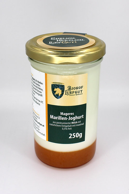 Mageres Marillen-Joghurt
